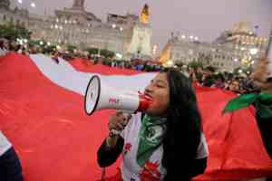 Peru: A Democracy That Does Not Deliver