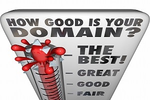 How Good Is Your Domain Name? domain name Choosing your domain names (yes, buy more than one) what is a good domain name