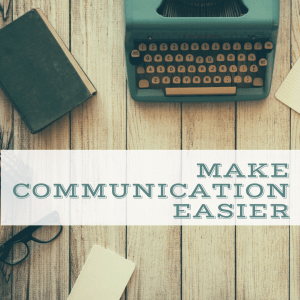 Make communication easier a marketing epiphany A Marketing Epiphany Inspired by My Cat, Friday Make Communication easier