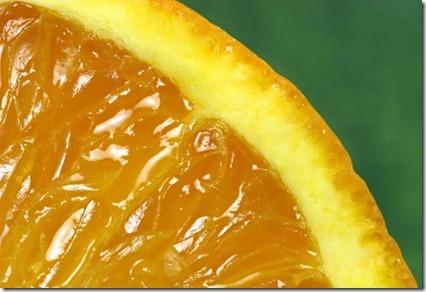 Juicy Orange Slice
