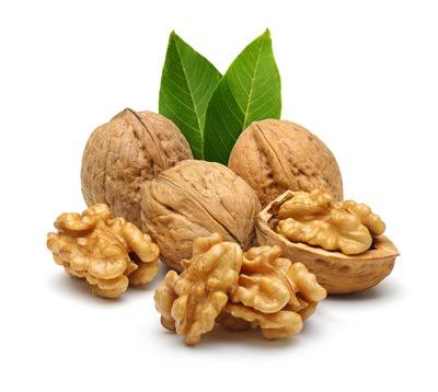 Walnuts for the skin