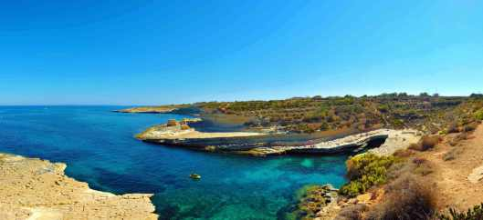 Malta's Hidden Beaches