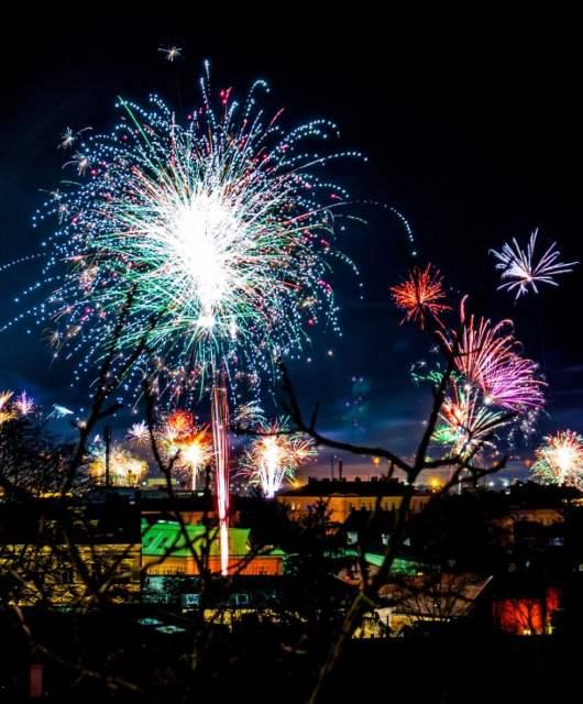 New Year's Eve in Malta