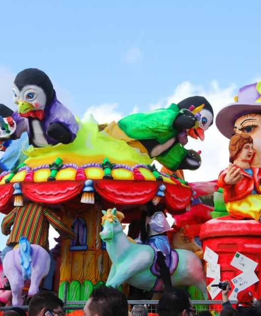 Carnival in Malta