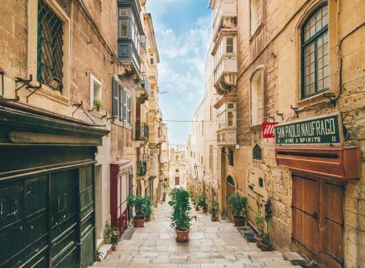 Valletta Souvenirs