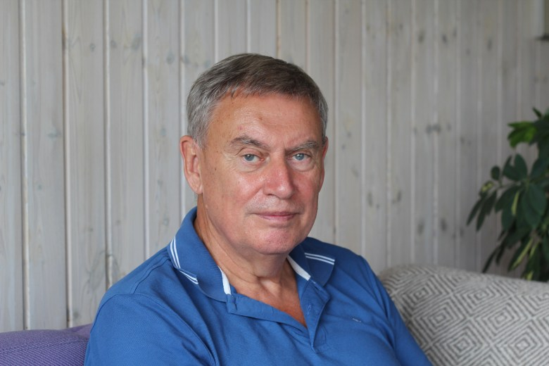 Knud Haargaard led the Danish government's investigation of Mogens Amdi Petersen's network of charities in the 1990s and 2000s. He's baffled by ongoing U.S. support for Planet Aid and its linked organization, Humana People to People.