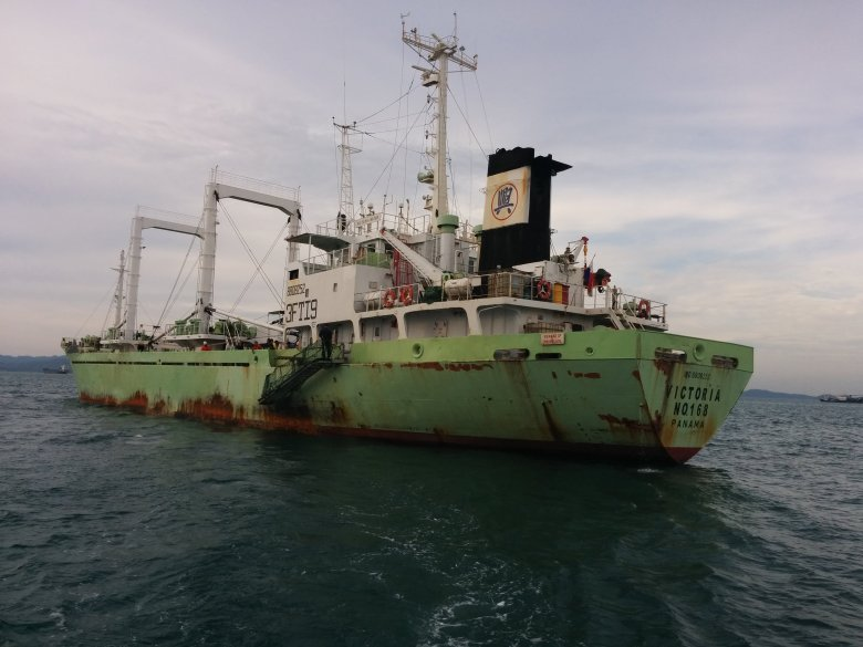 In September 2015, fisheries observer Keith Davis vanished from the Victoria No. 168, a Panamanian-flagged cargo ship. His disappearance remains a mystery.