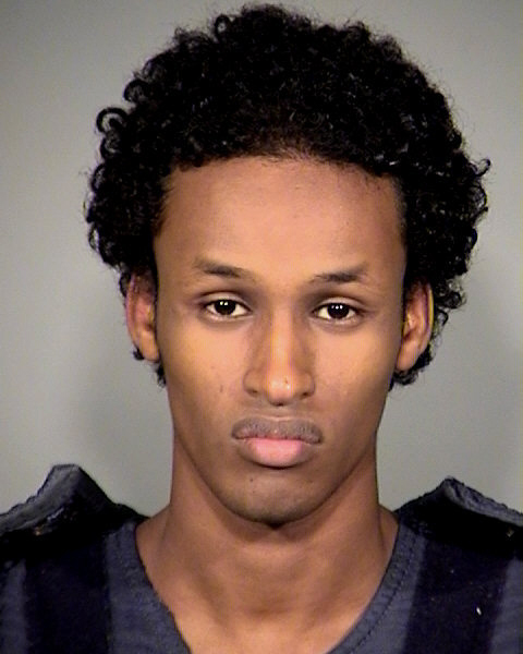 Mohamed Osman Mohamud was arrested Nov. 26, 2010, after trying to detonate a fake truck bomb at a Christmas tree lighting in Portland, Ore. The bomb had been provided by undercover FBI agents as part of an elaborate sting operation.
