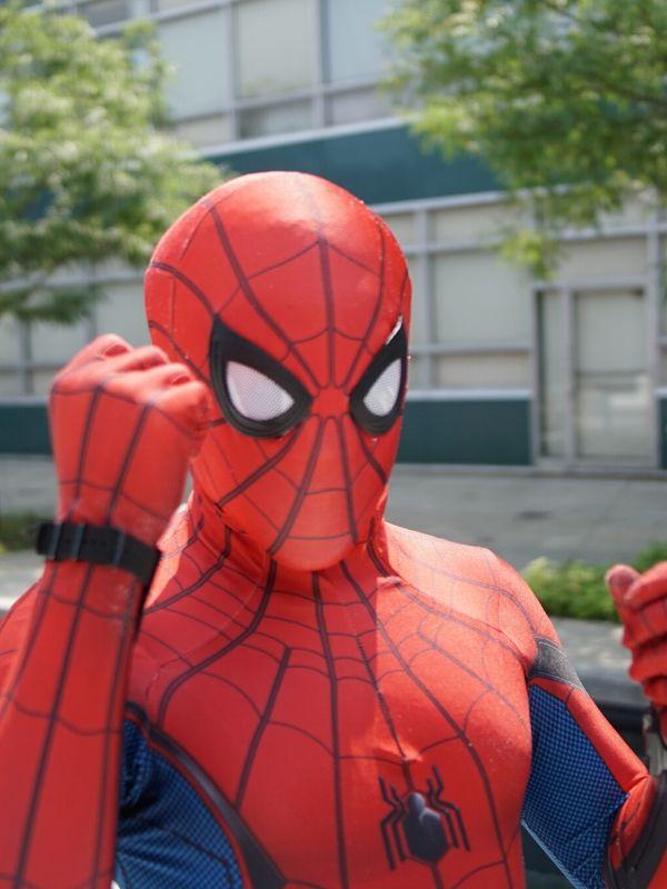 fete d anniversaire theme spiderman