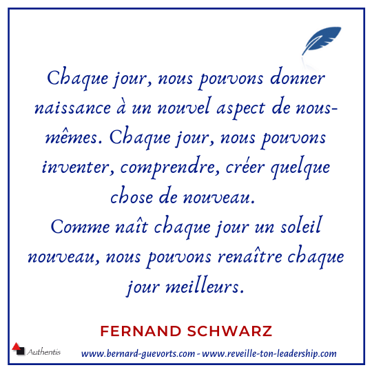 Citation de F Schwarz