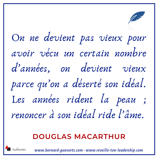 Citation de Douglas Mac Arthur