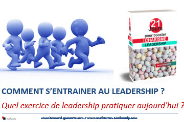 Couverture article exercer le leadership