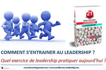 Couverture article exercer le leadership