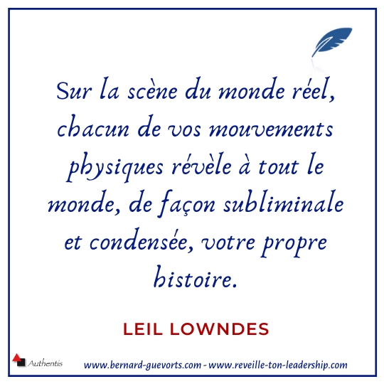 Citation sur le non verbal
