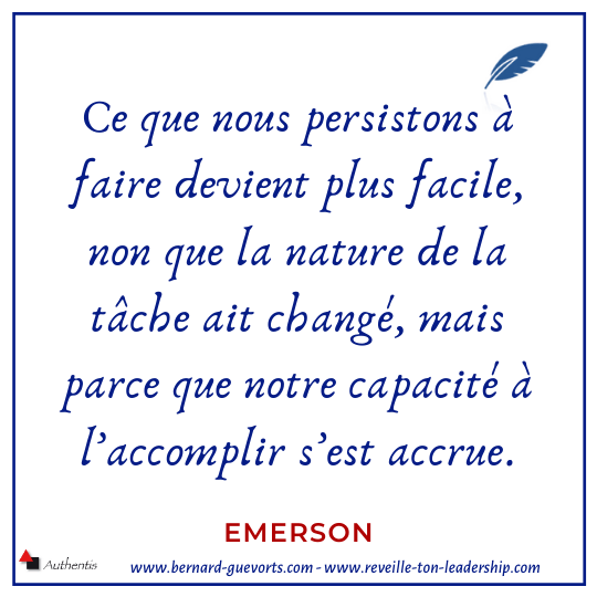 Citation d'Emerson