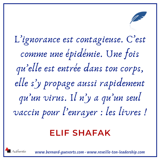 Citation sur l'ignorance