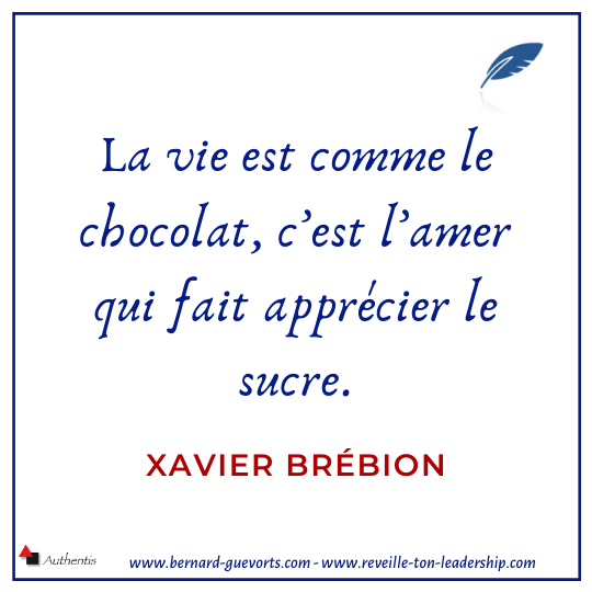 Citation sur le chocolat