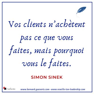 Citation de Simon Sinek