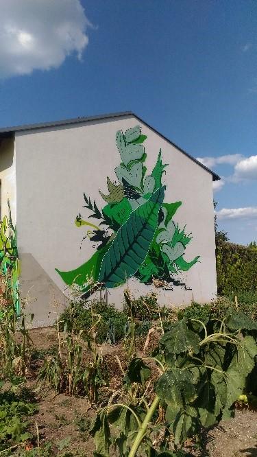 Grafiti de Till Jetzt