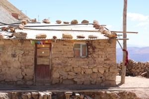aus einer Guarda am Berg Cerro Rico, Marietheres Putre, Potosi - Bolivien, 2016/2017