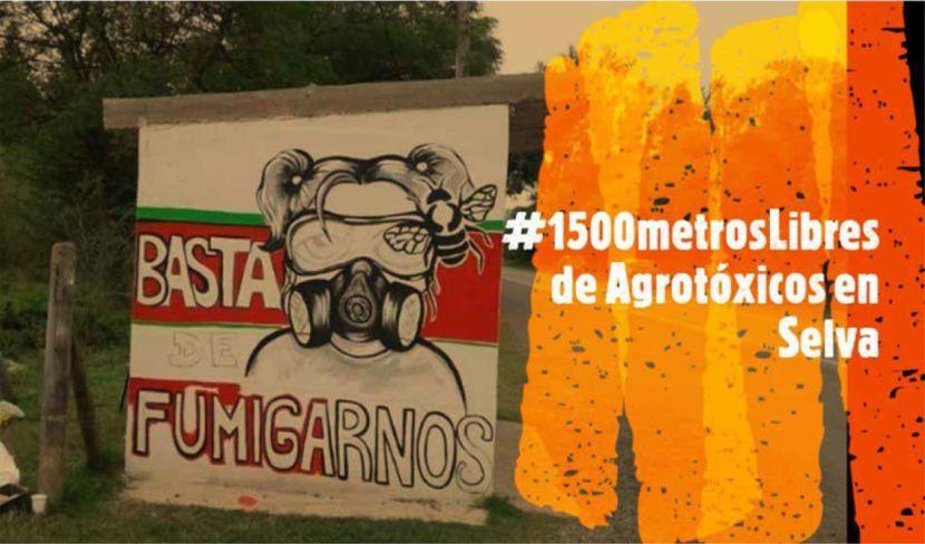 """Vecinxs autoconvocadxs de Selva (autor """" Vecinxs autoconvocadxs de Selva), Santiago del Estero, Argentina"""