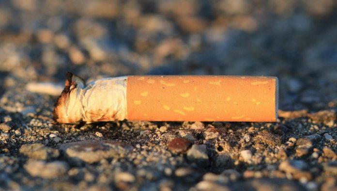 Prohibirán venta y consumo de cigarros en playas de México