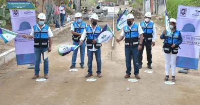 Actividades del gobierno municipal de Huatulco en el mes de febrero