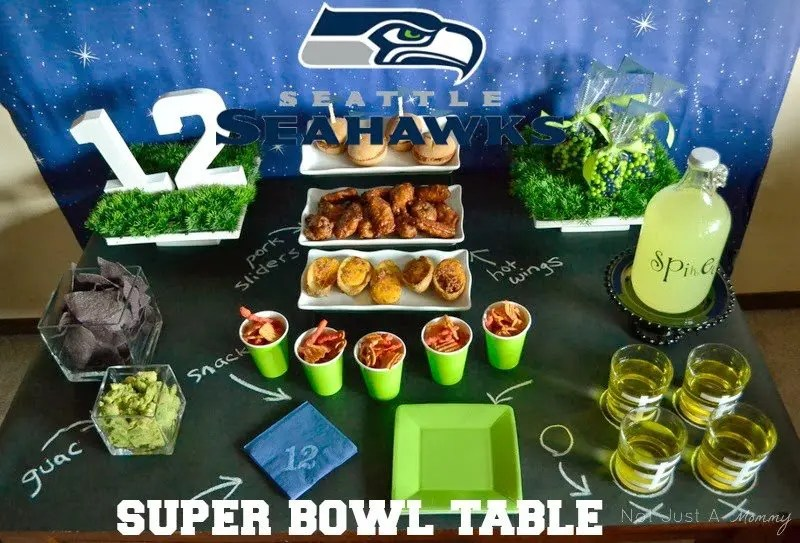 Fiesta Friday Seattle Seahawks Super Bowl Party And Drink Ideas