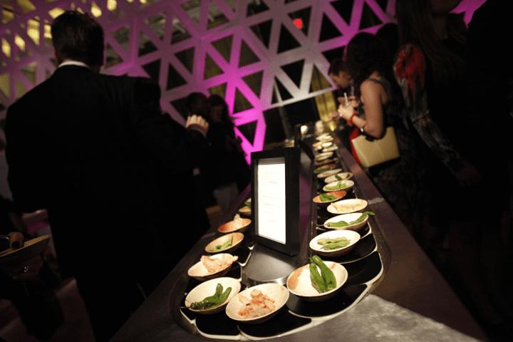 10 tendencias del partido para 2020; comida interactiva