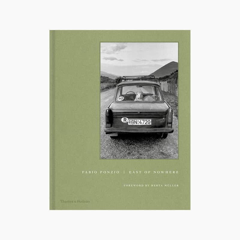 Fabio Ponzio - East of Nowhere
