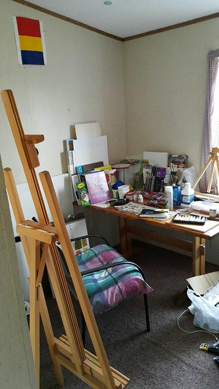 James Aaron's Studio