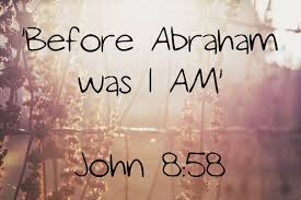 Before Abraham