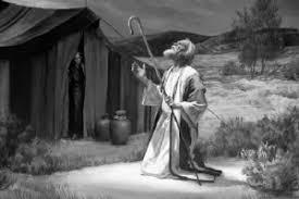 God elected Abraham
