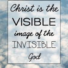 image of the invisible God