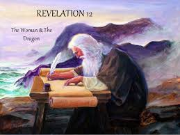 John writing Revelation