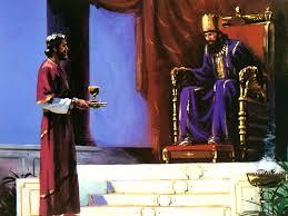 Nehemiah, cupbearer to Artaxerxes I
