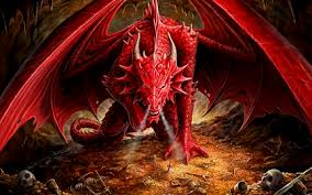 Great Red Dragon