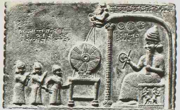 The Sumerians and Fallen Angels