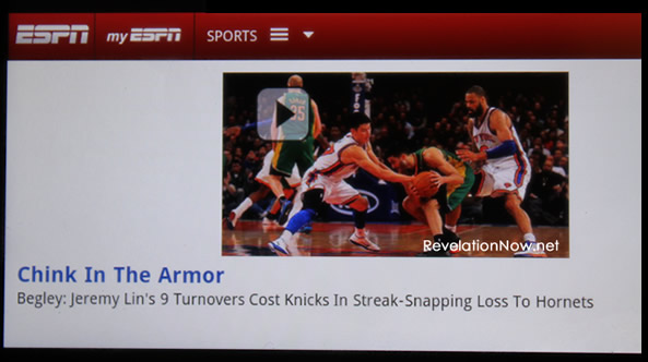 "ESPN Refers to Jeremy Lin as ""Chink in the Armor"""
