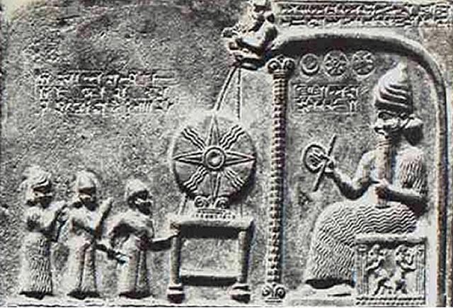 Secret of the Sumerian Tablet?