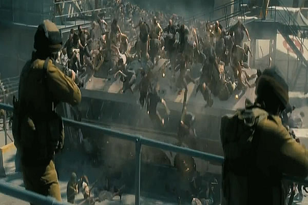 World War Z (Coming Summer 2013)
