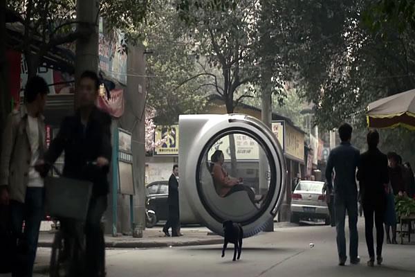 Levitating Cars of the Future (China)