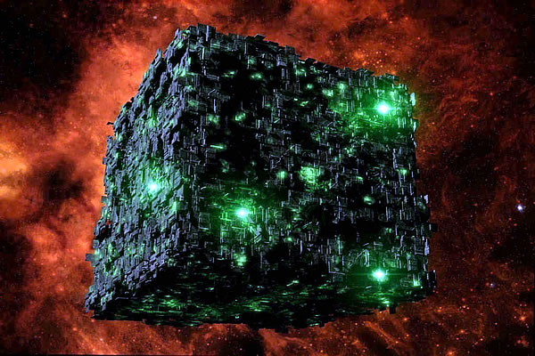 GIANT Earth Size Cubes Near Sun!