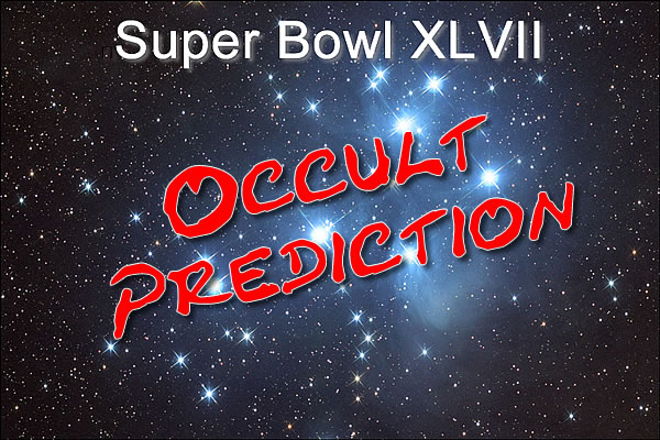 Taurus IN Super Bowl XLVII?