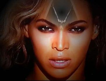 "Beyonce connection to Rihanna's ""Umbrella"" demon?"