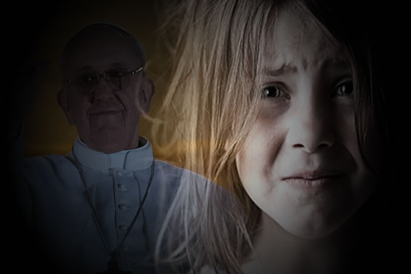 Arrest Warrant Issued for Pope Francis!