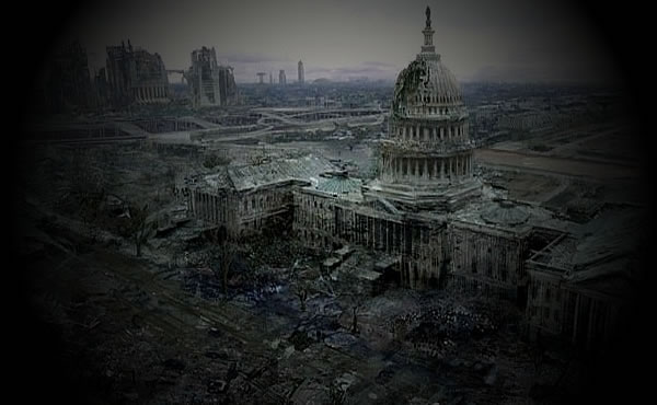 Olympus Has Fallen and Prophecy of Isaiah 47