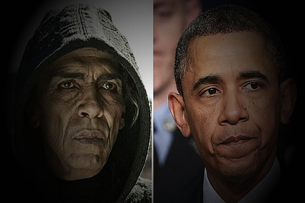 History Channel Makes Obama the DEVIL