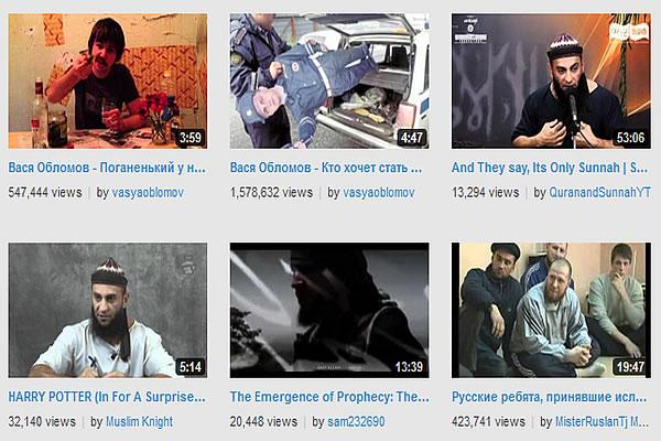 Boston Suspect: YouTube of Tamerlan Tsarnaev