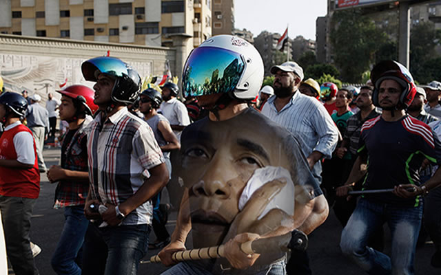 Obama, Egypt, and Crocodile Tears